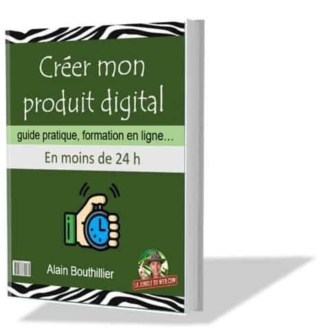 Guide pratique pour créer un produit digital en moins de 24h