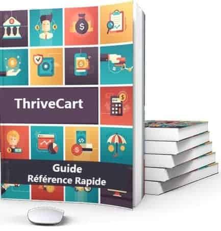 Thrivecart guide de référence